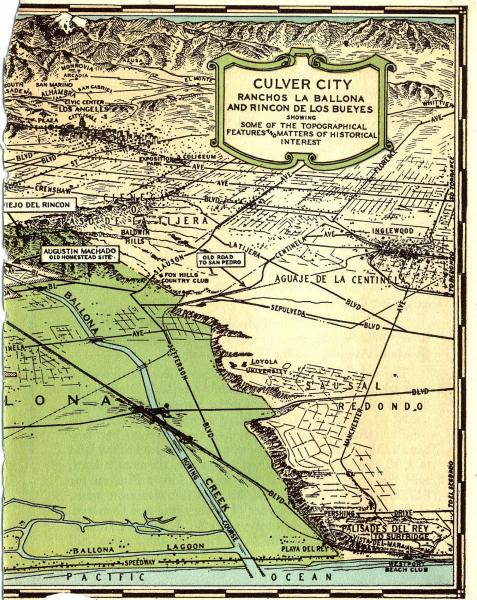 1939 Ballona Valley - south