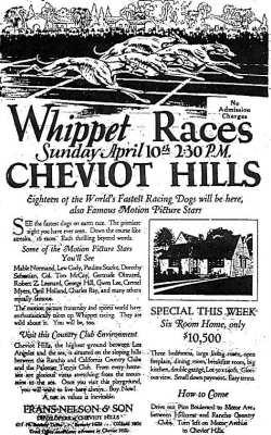 Cheviot Hills (1924)