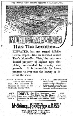 Monte-Mar Vista (1924)
