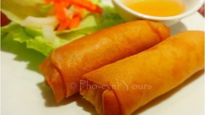 Vietnamese Crispy EggRolls