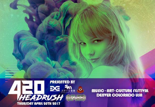 HYZENBORG @ 420 Headrush Festival