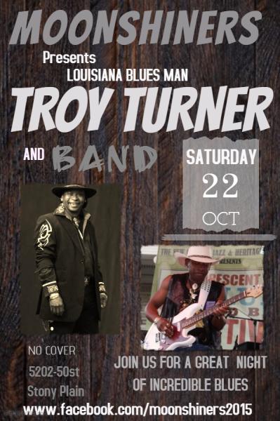 Troy Turner
