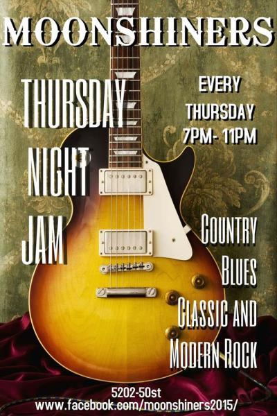 Thursday Jam