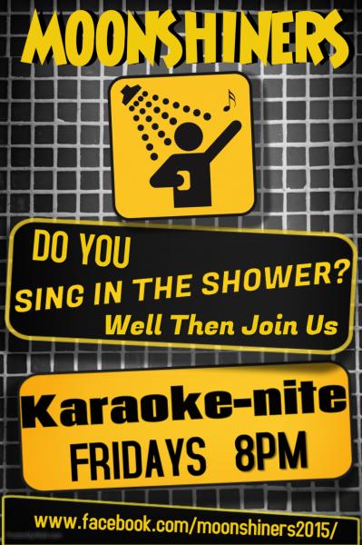 Fridays Night Karaoke