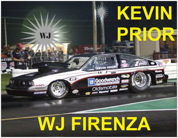 Kevin Prior/Warren Johnson Firenza