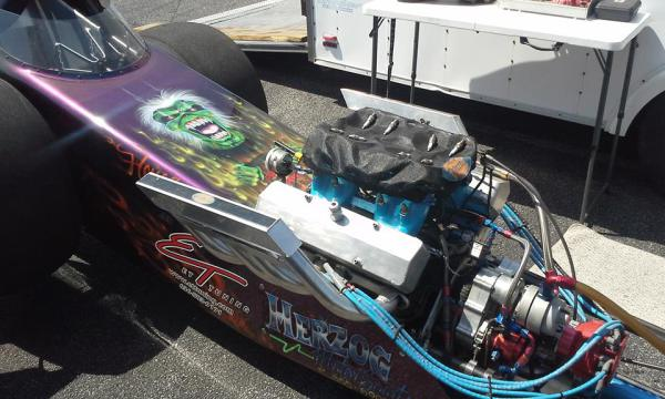Jon Rhodes Engine