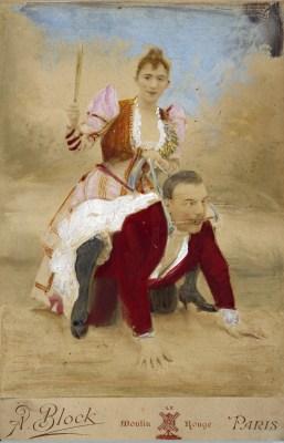 Victorian sexual satre