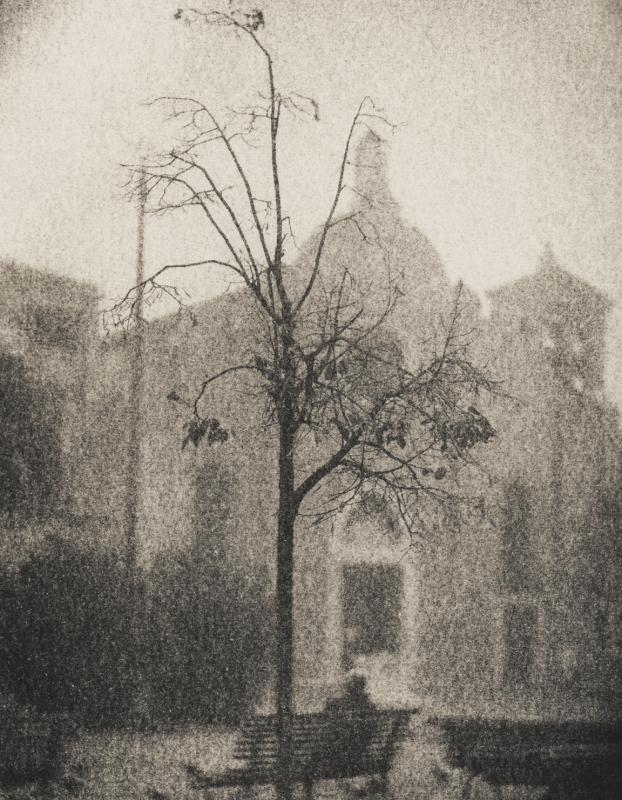 Italy, large format photography, sepia, analog photography, Italian landscapes, Italian cityscapes, Domenico Foschi, Venezia, venice