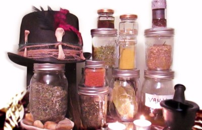 Herbs, plants and roots for healing
