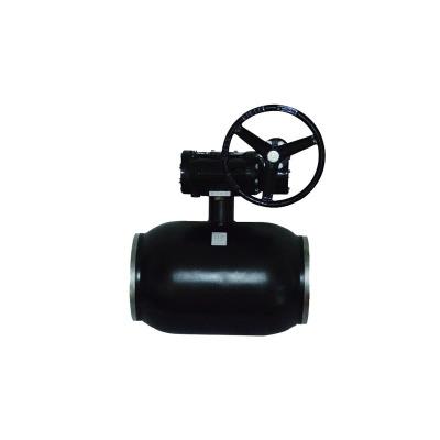 turbo welded ball valve