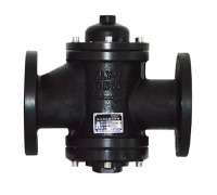 Self operated flow control valve