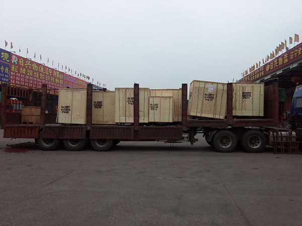 Product packing and transportation