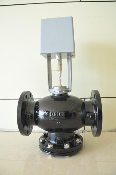 dynamic balance electric regulating valve