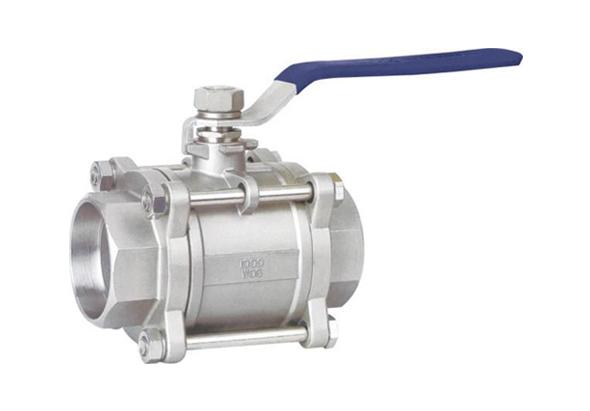 Stainless stell ball valve