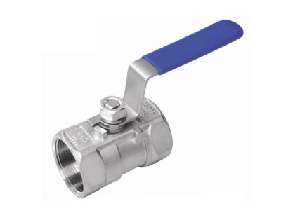 One Piece Threaded End Ball Valve
