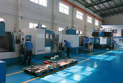 Knife Gate Valve workshop