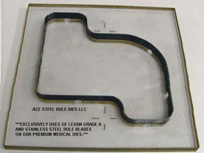 medical steel rule die