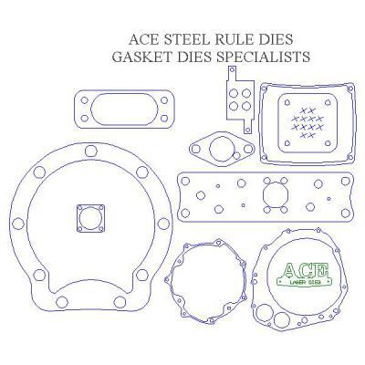 Gasket Steel Rule Dies