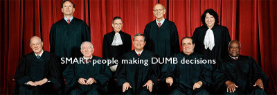 Smart People Making Dumb Decisions