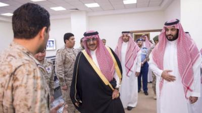 Salman oversees palace coup