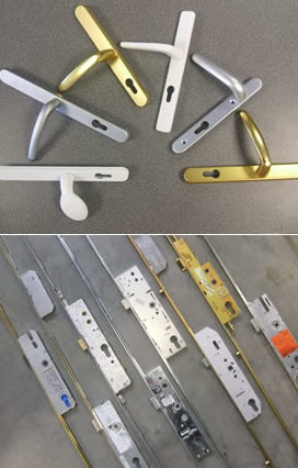 Upvc Multipoint locks