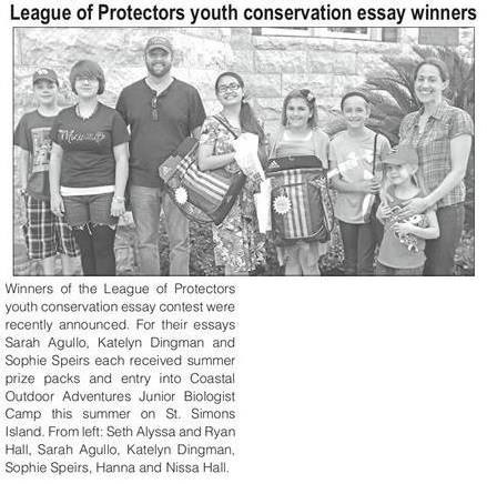 Summer Camp Essay Contest Winners Article