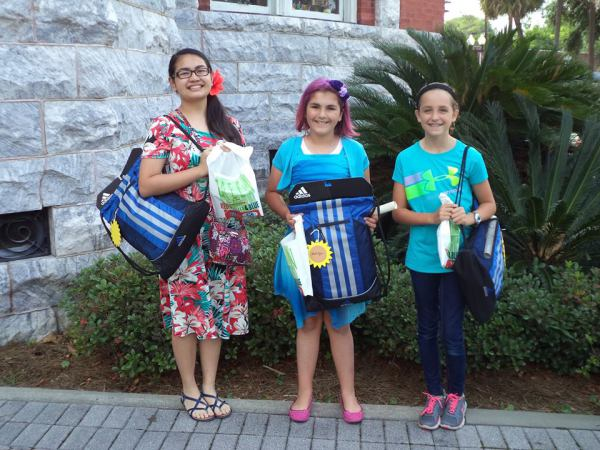 Summer Camp Essay Contest Winners