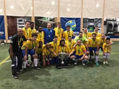Saskatoon World Cup Champions