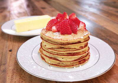A healthy breakfast idea for you that is a gluten-free recipe!
