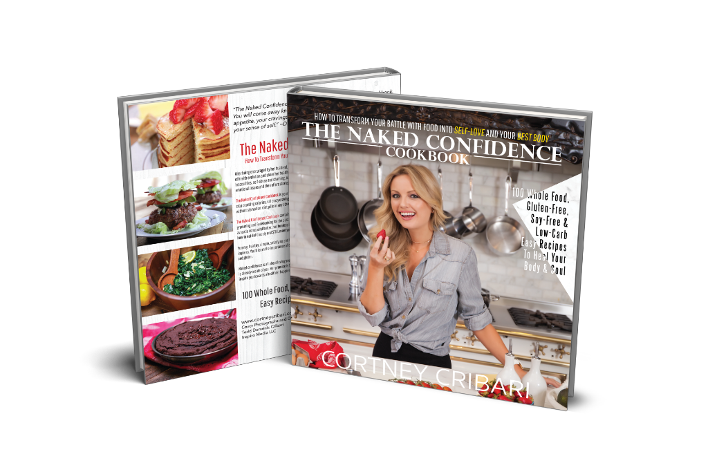 Try my gluten-free cookbook, The Naked Confidence Cookbook, a soon-to-be Amazon best seller!
