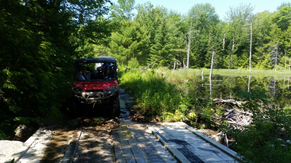 June 2016 Mt Vernon ATV Ride