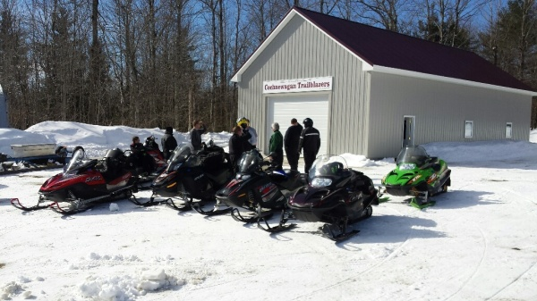 Feb 19 Kuzzins Cove Ride