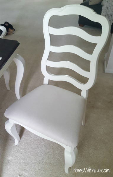 Dining Chair Update