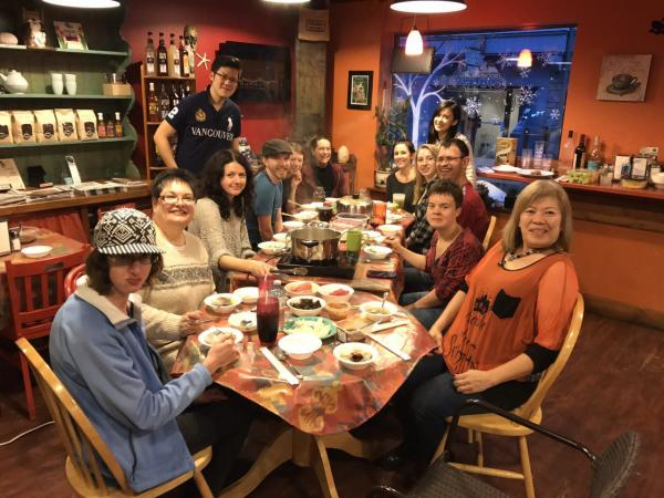 Rocky Mountain Annual Staff Party