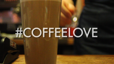 We LOVE Coffee