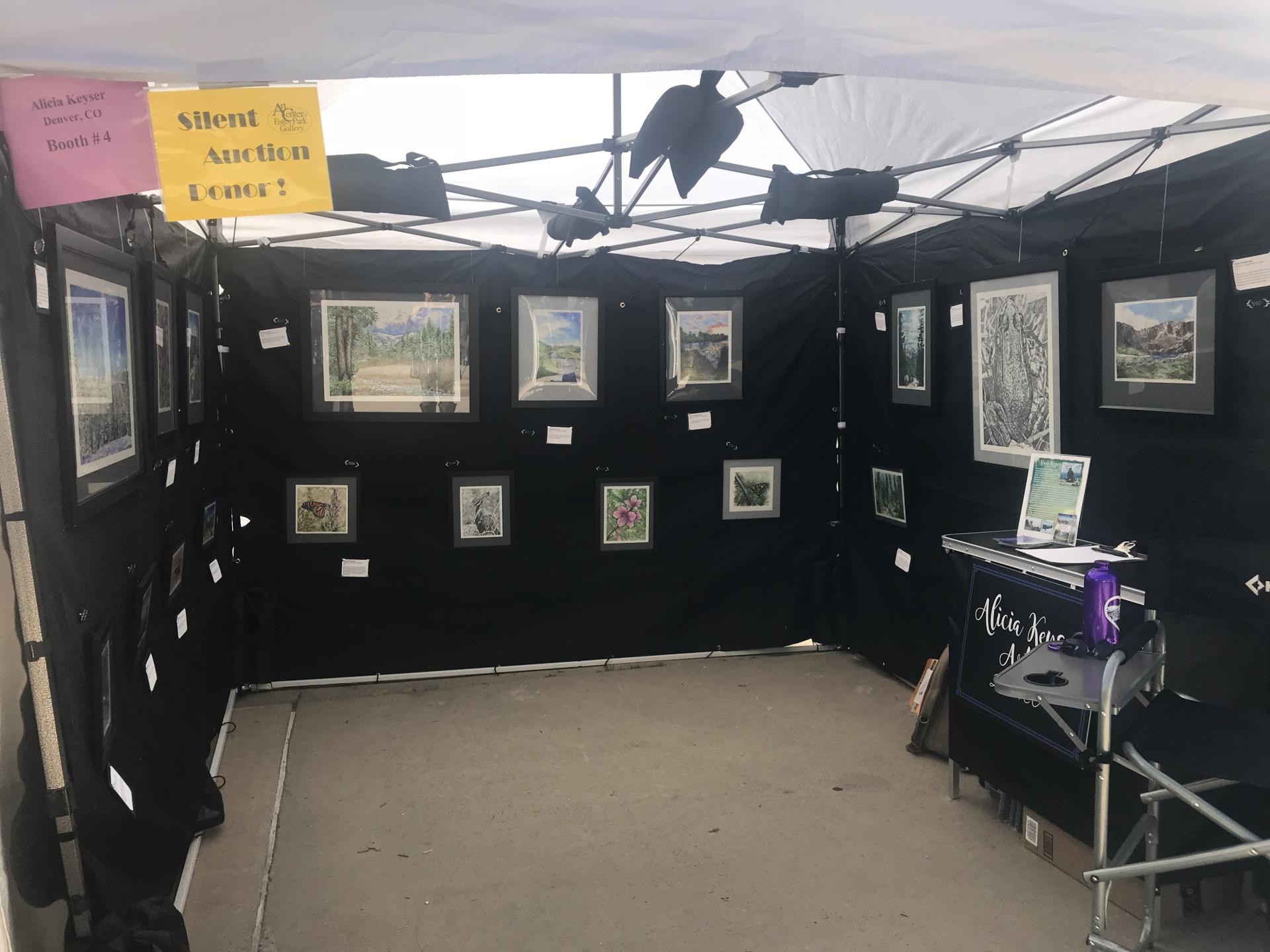 Estes Park Art Market