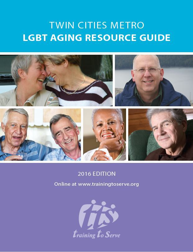 Twin Cities Metro LGBT Aging Resource Guide