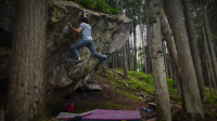 Greely Boulders Revelstoke BC