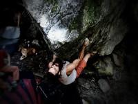 Victor Lake boulders Revelstoke BC