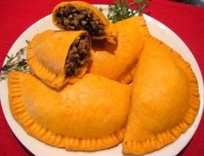 Jamacain Beef Patties