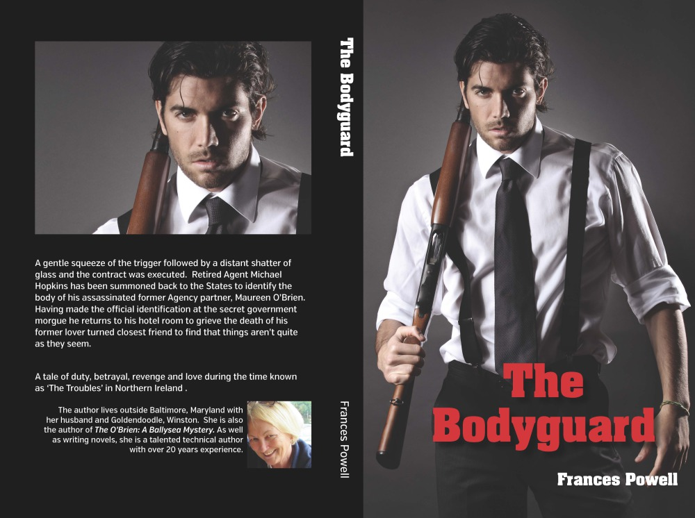 Amazon Giveaway of The Bodyguard