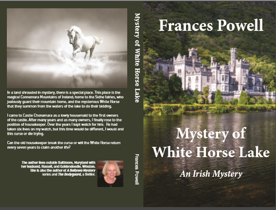 5 Star Review for Mystery of White Horse Lake