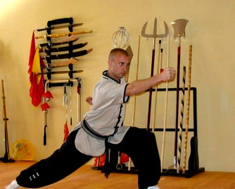 This is an image of Master Michael Kaneen