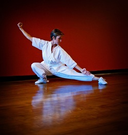 This is an image of Master Tamara Kaneen