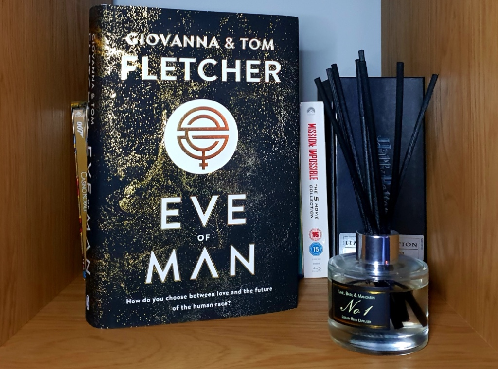 Book Review - Eve of Man by Giovanna and Tom Fletcher