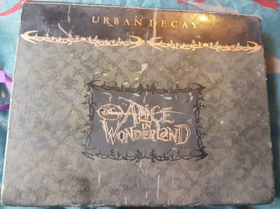 Urban Decay Original Alice Palette