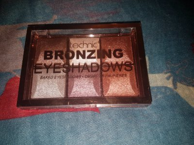 Technic Bronzing Shadows