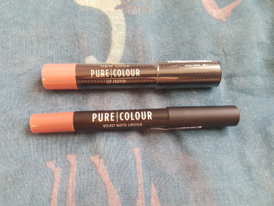 New Look Lip Crayons