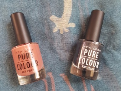 New Look Nail Varnishes
