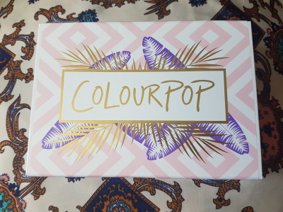 Colour Pop Eyeshadows
